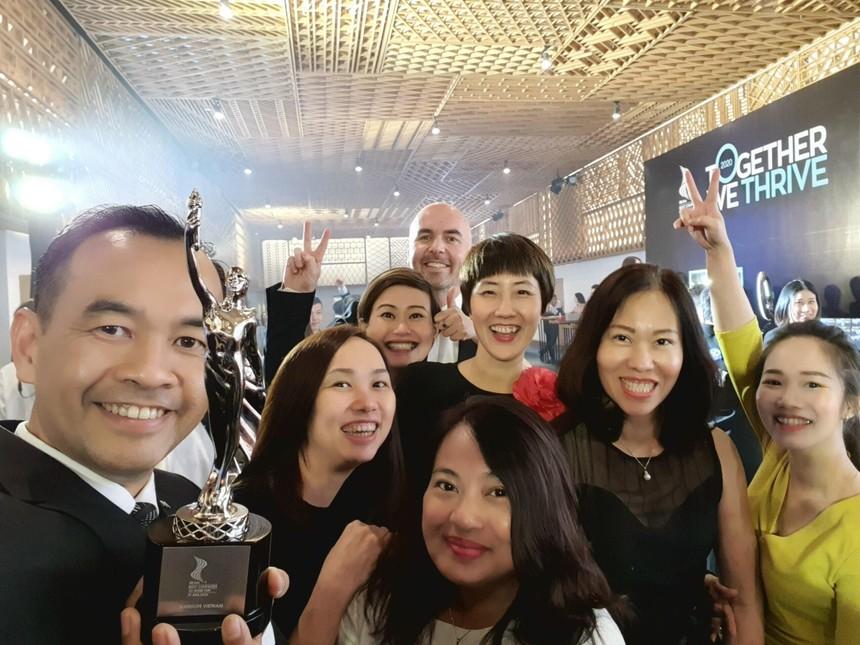Manulife Việt Nam nhận giải thưởng Nơi làm việc tốt nhất châu Á 2021