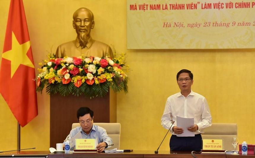 GDP Việt Nam tăng hơn 300% nhờ hội nhập WTO và thực thi các FTA