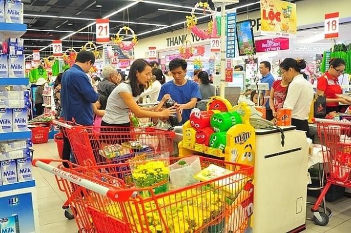 Tổng mức bán lẻ hàng hóa và dịch vụ tháng 10 tăng nhẹ so với cùng kỳ 2019