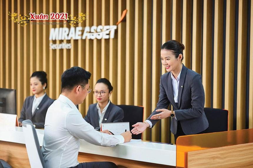 Hành trình chinh phục khách hàng Việt của Chứng khoán Mirae Asset