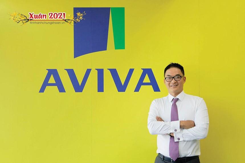 Ông Paul Nguyễn, Tổng giám đốc Công ty Bảo hiểm Nhân thọ Aviva Việt Nam