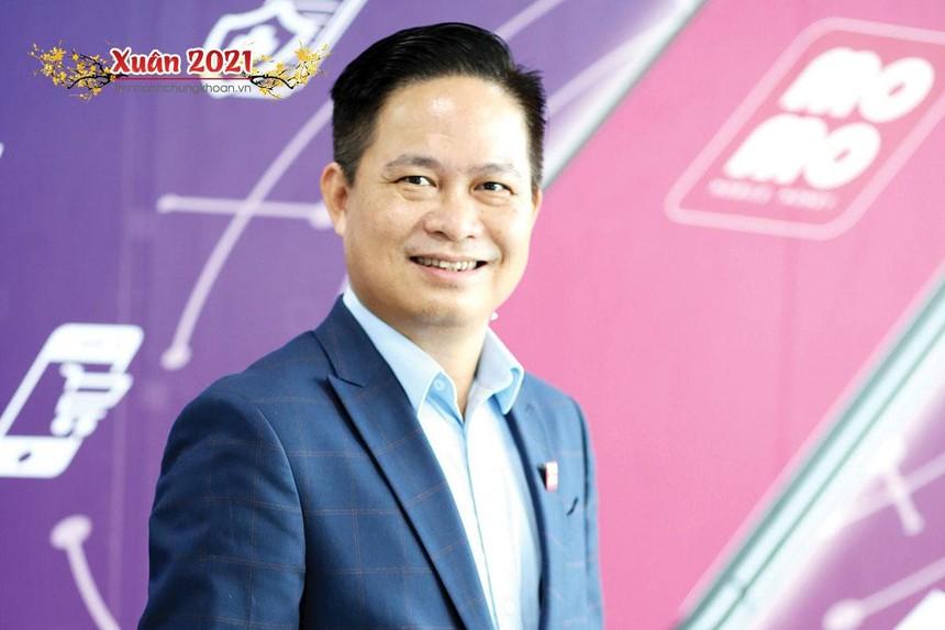 Ông Nguyễn Bá Diệp, Đồng sáng lập - Phó chủ tịch MoMo
