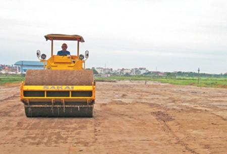 Ký hợp đồng xây dựng Dự án đường Tân Vũ - Lạch Huyện