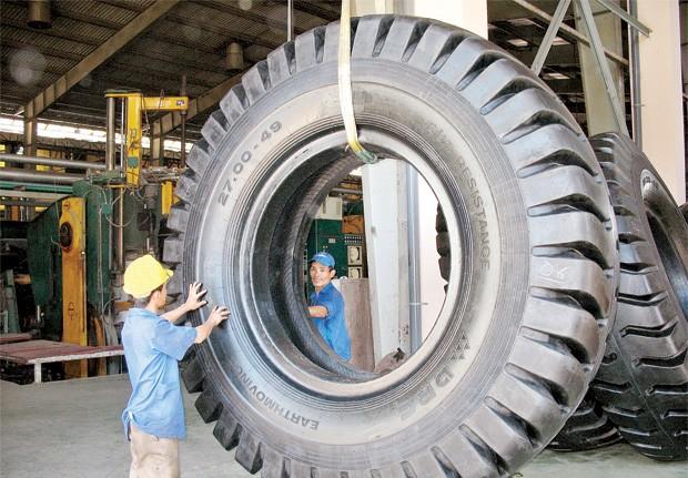 DRC lên kế hoạch xuất khẩu lốp Radial vào Mỹ, châu Âu
