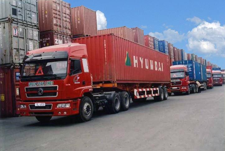 Khởi công công trình luồng vận tải thủy qua cửa Lạch Giang
