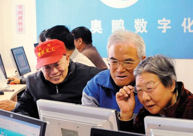 Trung Quốc giật mình với vấn đề bảo hiểm hưu trí