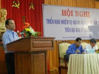Phó Thống đốc Nguyễn Đồng Tiến nhắc nhở các ngân hàng trên địa bàn TP.HCM về xử lý nợ xấu