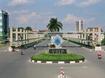 Với KCN Cẩm Điền - Lương Điền, VSIP sẽ tiếp tục mở rộng hệ thống KCN của mình tại Việt Nam