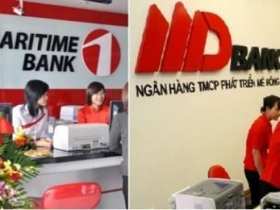 """MDB chính thức được phép """"chung nhà"""" với Maritime Bank"""