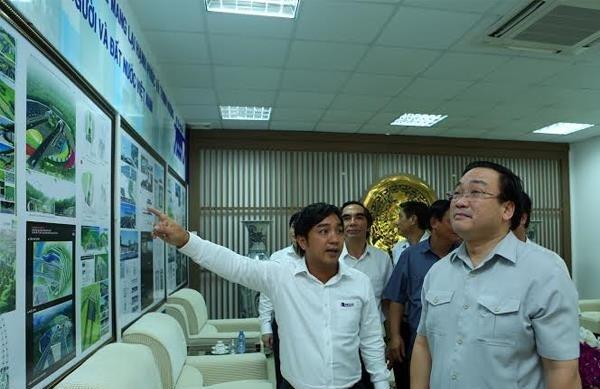 Phó thủ tướng Hoàng Trung Hải: Dự án Hầm Đèo Cả là mô hình mẫu cho hợp tác công tư