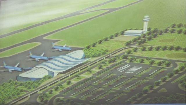 Tổng mức đầu tư giai đoạn 1 (không bao gồm chi phí lãi vay trong thời gian xây dựng) sân bay Quảng Ninh là 7.458 tỷ đồng.