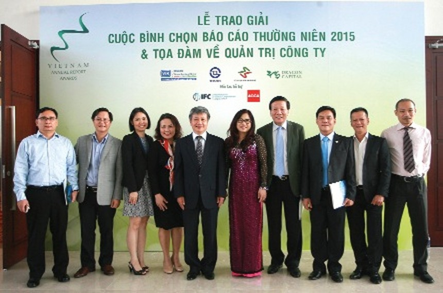 Từ năm 2013, Ban tổ chức Cuộc bình chọn Báo cáo thường niên đã bổ sung giải thưởng Báo cáo phát triển bền vững nhằm khích lệ các DN quan tâm đến môi trường và xã hội