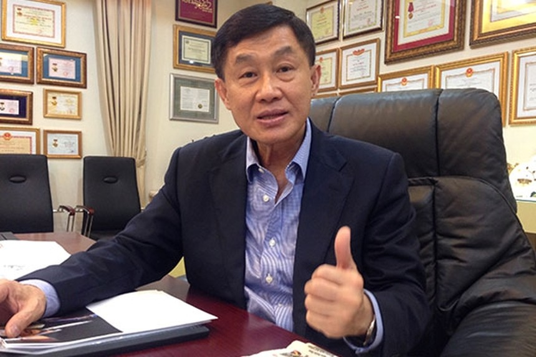 Tỷ phú Johnathan Hạnh Nguyễn nhảy vào cuộc đua mở rộng sân bay Tân Sơn Nhất