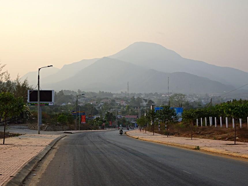 Một góc huyện Sa Thầy - tỉnh Kon Tum