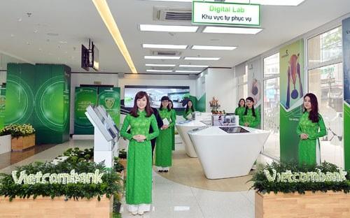Vietcombank thành lập ngân hàng 100% vốn tại Lào