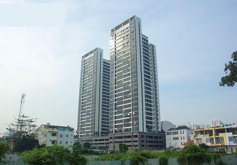 Hình ảnh thực tế dự án The Ascent – Thao Dien Condominiums