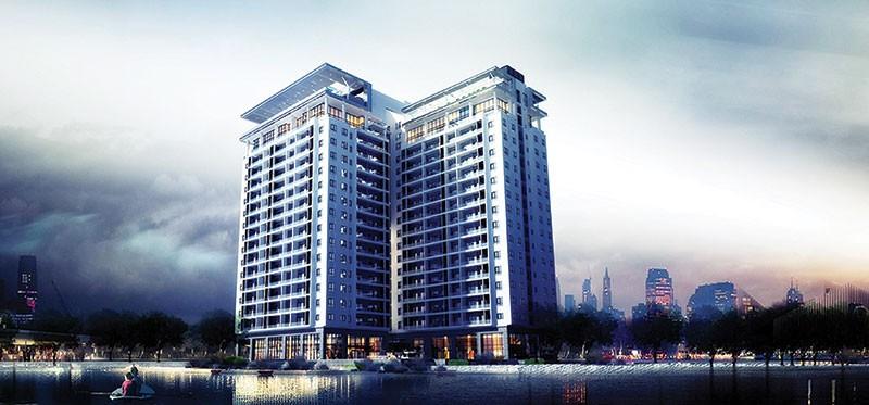 Dự án căn hộ khách sạn Hồ Tây là một trong những dự án lớn của Văn Phú - Invest, dự kiến hoàn thành năm 2019