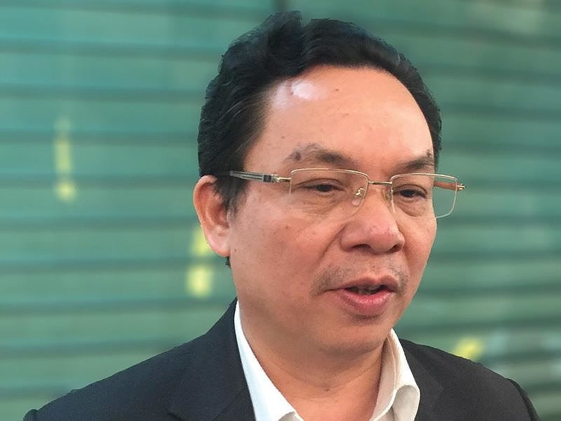 PGS-TS Hoàng Văn Cường
