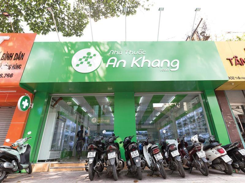 Thế giới Di động - một nhà đầu tư ngoại đạo đã mua lượng lớn cổ phần chuỗi bán lẻ dược phẩm An Khang.