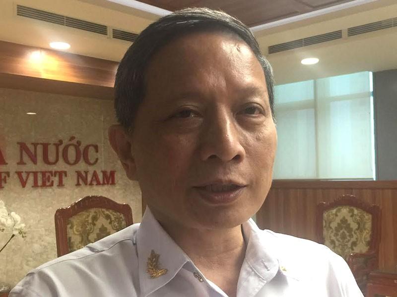 PGS-TS Lê Huy Trọng, Kiểm toán trưởng Chuyên ngành V (Kiểm toán Nhà nước).