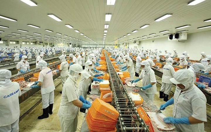 Trong 5 tháng đầu năm 2019, xuất khẩu thủy sản của Việt Nam giảm 1,7% trong khi nhập khẩu tăng tới 5,3%.
