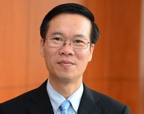 Ông Võ Văn Thưởng - Ủy viên Bộ Chính trị, Bí thư Trung ương Đảng, Trưởng Ban Tuyên giáo Trung ương