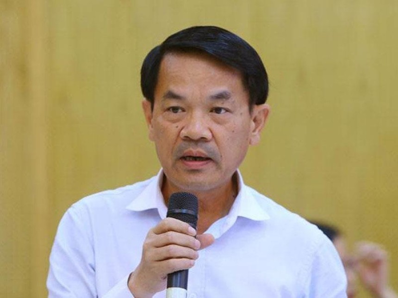 Ông Lưu Quang Khánh, Vụ trưởng Vụ Kinh tế đối ngoại