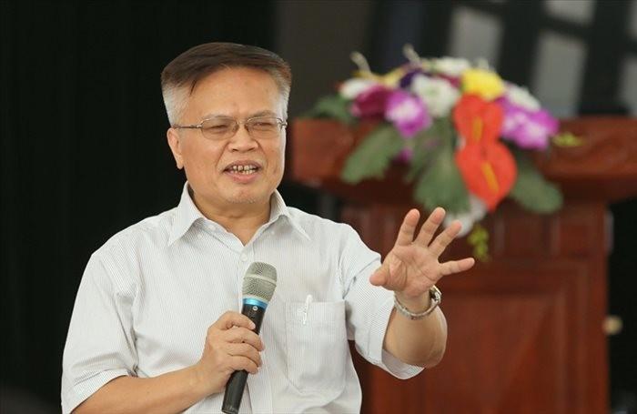 TS.Nguyễn Đình Cung, Viện trưởng Viện Nghiên cứu quản lý kinh tế Trung ương (CIEM)