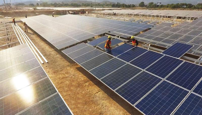 Tín dụng dành cho năng lượng tái tạo (còn gọi là tín dụng xanh) được NHNN khuyến khích đẩy mạnh..