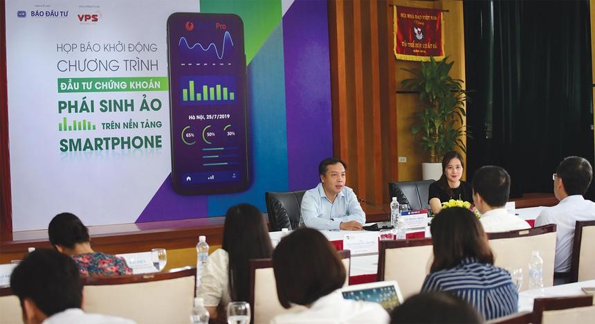 Đầu tư ảo, nhận tiền thật trên sàn phái sinh Việt Nam