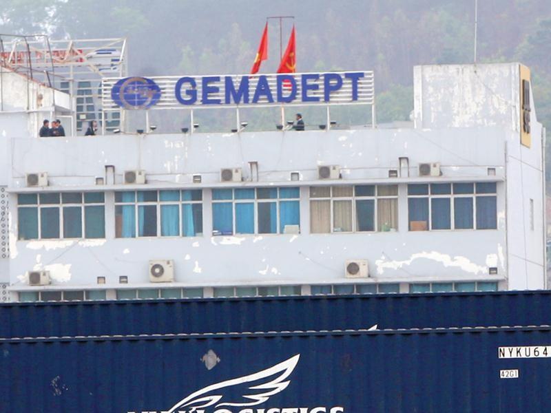 Thu nhập chính của công ty mẹ Gemadept không phải đến từ kinh doanh bán hàng hoặc dịch vụ, mà từ hoạt động tài chính.