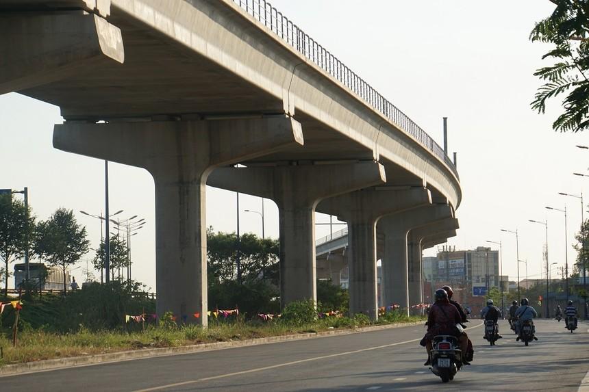 Tuyến Metro Bến Thành - Suối Tiên và tuyến metro Bến Thành - Tham Lương có nguy cơ vỡ tiến độ do chưa nhận được thẩm định nội bộ nguồn vốn và khả năng cân đối vốn (ảnh: Trọng Tín)