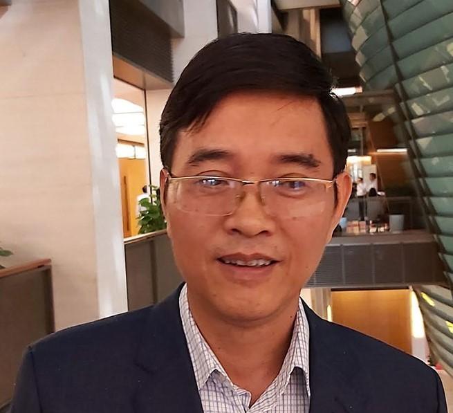 Ông Hoàng Quang Hàm, Thường trực Ủy ban Tài chính - Ngân sách của Quốc hội.