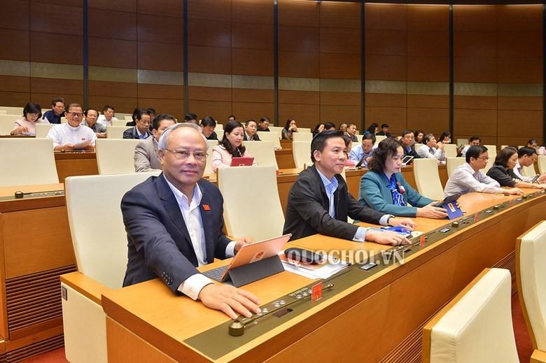 Quốc hội bấm nút thông qua Nghị quyết về phân bổ ngân sách trung ương năm 2020