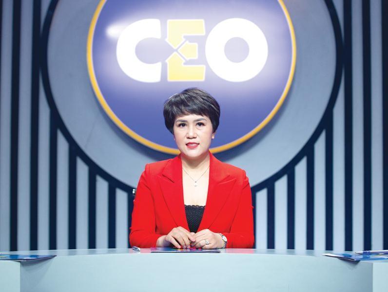 Bà Đỗ Thị Hướng Dương ngồi vị trí CEO kỳ này.