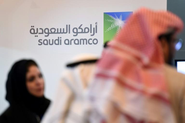 Saudi Aramco được định giá khoảng 1.600 - 1.700 tỷ USD. Ảnh: AFP