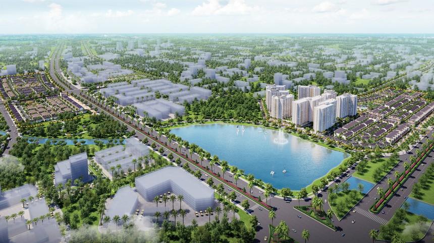 Dự án Khu đô thị Nam Long Hải Phòng