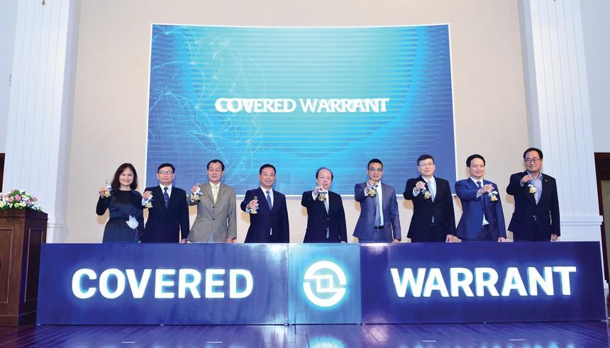 Covered Warrant (CW): Dấu ấn bước chân tiên phong