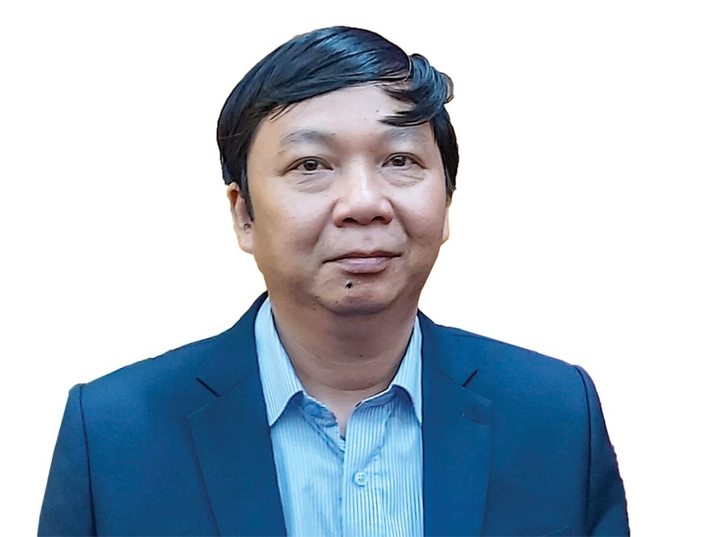 Ông Trần Mạnh Hà