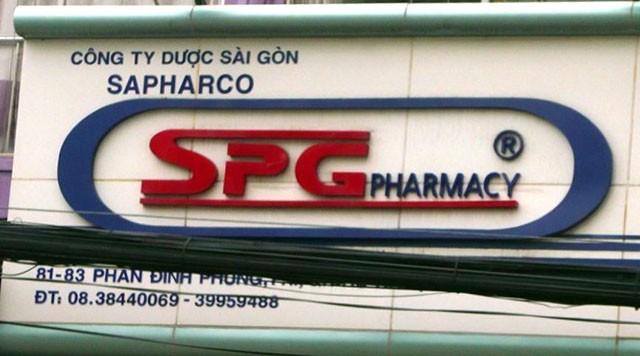 Công ty TNHH MTV Dược Sài Gòn (Sapharco) là đơn vị nhập khẩu và phân phối thuốc Young IL Captopril Tablet