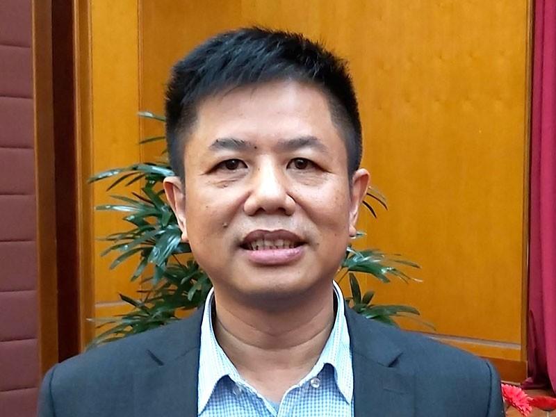 Ông Nguyễn Văn Quang, Phó cục trưởng Cục Quản lý ngân quỹ (Kho bạc Nhà nước).