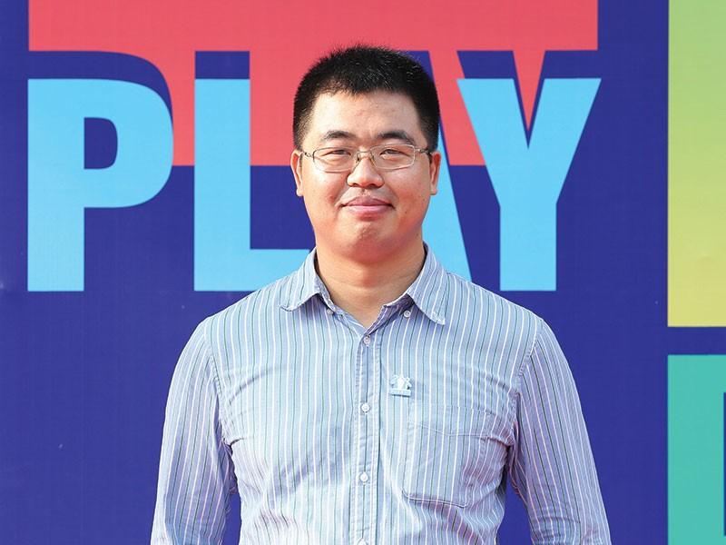Phạm Giang Linh, Tổng giám đốc HOCMAI.