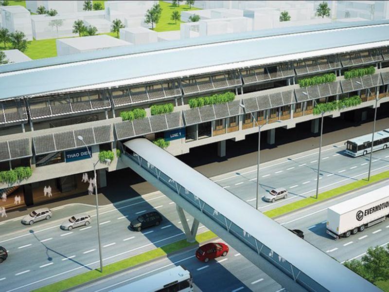 Dự án Metro Ngọc Hồi - Yên Viên được Thủ tướng Chính phủ thông qua chủ trương và giao Bộ GTVT quyết định đầu tư để triển khai thực hiện từ năm 2004.