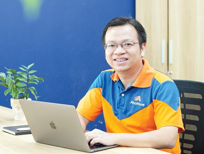 CEO AhaMove Phạm Hữu Ngôn: Trong cuộc chiến với người khổng lồ, lợi thế sẽ thuộc về người có thực lực