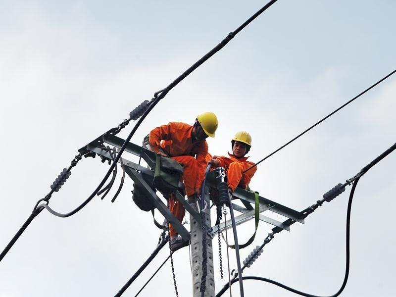 Sự minh bạch của ngành điện về giá được các chuyên gia trong nước và quốc tế đánh giá tốt. Ảnh: Đức Thanh