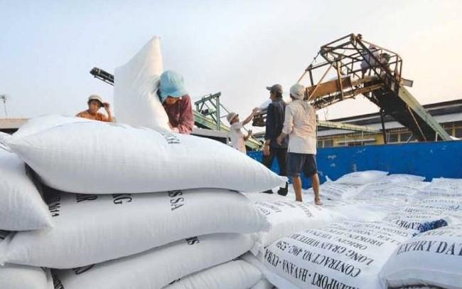 Xuất khẩu gạo ghi nhận mức tăng trưởng khá sau 2 tháng đầu năm 2020, đạt Riêng gạo đạt 372 triệu USD, tăng 20,5% .
