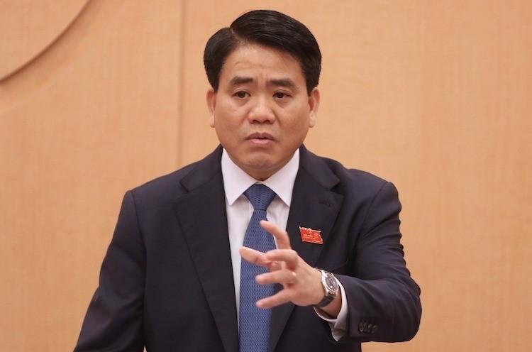 Chủ tịch UBND thành phố Nguyễn Đức Chung kêu gọi người dân bình tĩnh nhưng cũng không chủ quan trong các diễn biến sắp tới của dịch bệnh.
