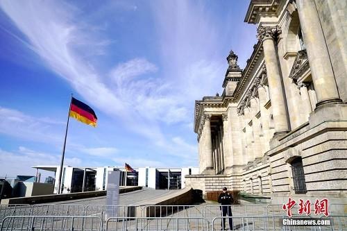 Thủ đô Berlin, Đức vắng vẻ trong bối cảnh dịch COVID-19 lan rộng