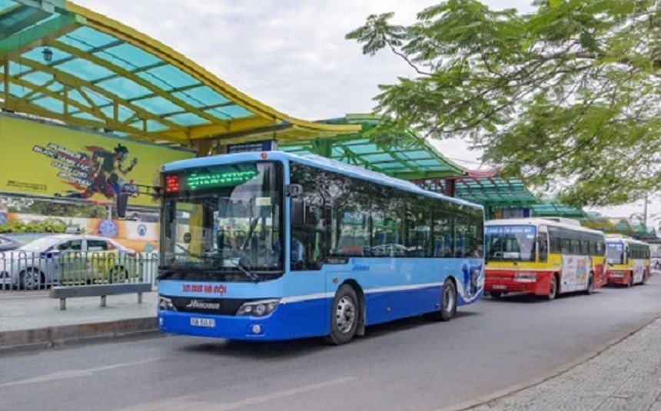 Bộ Giao thông vận tải khuyến cáo người dân hạn chế sử dụng phương tiện giao uthoong công chông để phòng chống dịch Covid -19 (ảnh minh họa)