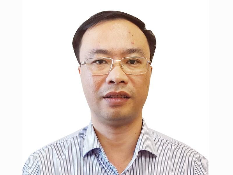 Ông Dương Mạnh Hùng, Vụ trưởng Vụ Hệ thống tài khoản quốc gia (Tổng cục Thống kê).